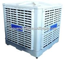 Roof mount 30000M3/H Industrial Air Conditioner / Flame retardant evaporative cooler