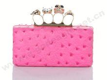 Custom Fashion Skull cross body handbags_U0008-243