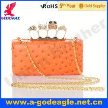 Custom Fashion Skull leather bags for women_U0008-278