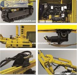 590 blasthole drill rig mining equipment