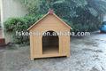 Unique impermeável eco- amigável plástico casa do cão do canil do cão