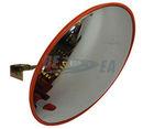 China Factory Flexible Plastic Round Acrylic Convex Mirror