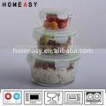 de alta calidad nuevo diseño la preservación de la torta caja hecha en china