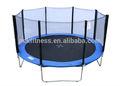la cama de salto gimnasio zona juegos trampolín con el recinto 14ft trampolín de la tienda