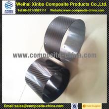 carbon fiber exhaust muffler, muffler pipe system