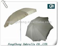 2m*8k clear standard umbrella size rain proof beach umbrella
