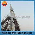 Honglu estructura acero construcción gasolinera
