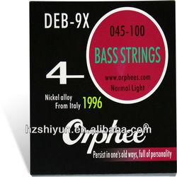 bass guitar parts/electric bass strings