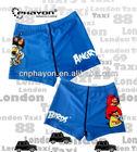 <OEM Service >2014 Brand Swimming Trunks ,Fashionable Cartoon kids swim shorts