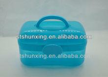 PP plastic storage box with handle