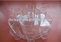 Cubo de hielo / hielo cubos de cobre / cubo de vino