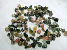 AA grade Multi Tourmaline Rough Stone