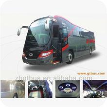 12m cummins engine passenger coach bus GTZ6120E5