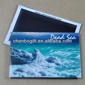 Custom made metal magnetic fridge, souvenir tin fridge magnet, Travel souvenir magnets