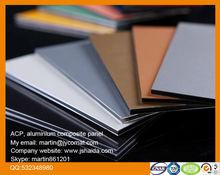 ACP/2mm~6mm/PE/PVDF aluminum composite panel/High quality