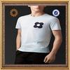 2014 latest new design model cotton t-shirts printing