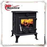 Wood burning stoves cast iron stoves