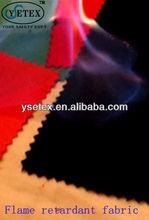 10.5OZ EN14116 100% cotton durable FRC fabric twill in blue