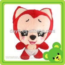 mini monkey plush electronic talking toy