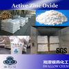 active zinc oxide powder factory price CAS 1314-13-2