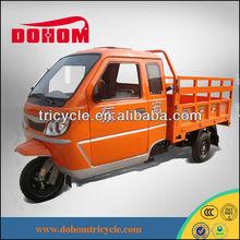 250CC Closed Cabin Cargo Motor Tricycle/Three Wheel Motorcycle/Trike