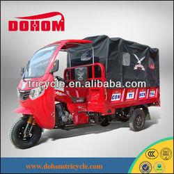250cc High Quality Steel Cabin Three Wheel Motorcycle/Tribike/Three Wheeler