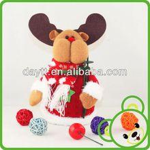Christmas decoration reindeer toy