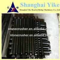 mining machinery bolts and nuts,jaw ,impact ,cone ,hammer sand making stone crusher machine fastener