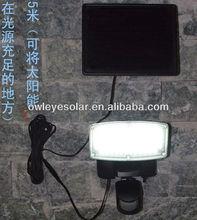 Illuminazione del sensore pir/solare luce sensore di movimento/per serre agricole usate/illuminazioneled per scale