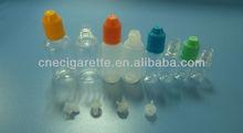 10-50ml e colorato bottiglia di liquido per la sigaretta elettronica