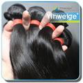 24 h de la venta, 2 unids/lote, 20 22, 5A grado 100% Raw Natural negro venta al por mayor malasio de la virgen del pelo