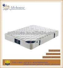 pocket spring support system hotel bed mattress