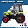 venda quente tratores agrícolas com 100hp tractor