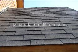 factoy asphalt shingle /colorful Fiberglass Roofing Shingle /classic asphalt shingles/bitumen shingles/