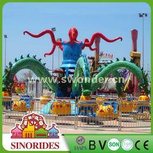 Theme Park Rides Octopus,theme park equipment for sale,Attractions for Theme Park