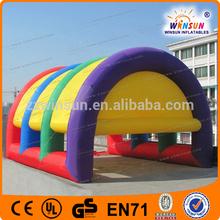uso comercial da bolha inflável barraca para venda