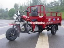 150cc air cooling three wheel cargo box motorcycle/mini truck