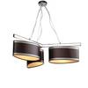 European popular coffee dining room fabric pendant lamp,pendant light,chandelier
