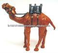 en cuir de chameau