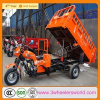 China manufacturer tuk tuk/ three wheel motorcycle/tipper truck for sale