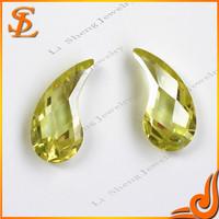 wuzhou AAA quality COM shape synthetic diamond