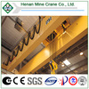 Smooth traveling reasonable price double girder overhead crane