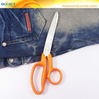 S14018O LFGB qualified Professional Tailoring Scissors with plastic handle