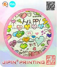 Custom printed Paper Food Tray