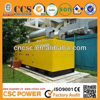 500kva with cummins engine power diesel electric generator set used in Hospital