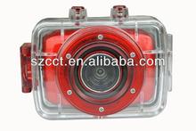 Factory supply 1.5 inch screen 720p waterproof camera digital wholesale