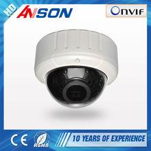 Onvif 1080P CCTV IR Dome Camera 2 Megapixel IP Camera Audio