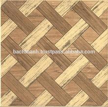 Glazed ceramic floor Tiles- glossy/matt surface PQ4417