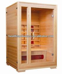 Relax far infrared ray sauna,sauna cabin,sauna room of one person