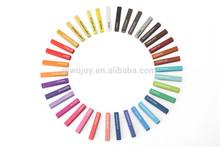 3pcs cube shape soft hair pastels, hair chalk, cube shape temporary hair color chalk